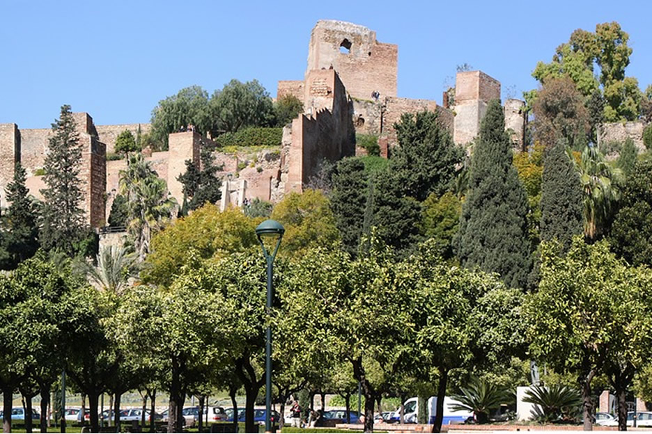 Visit to the Alcazaba