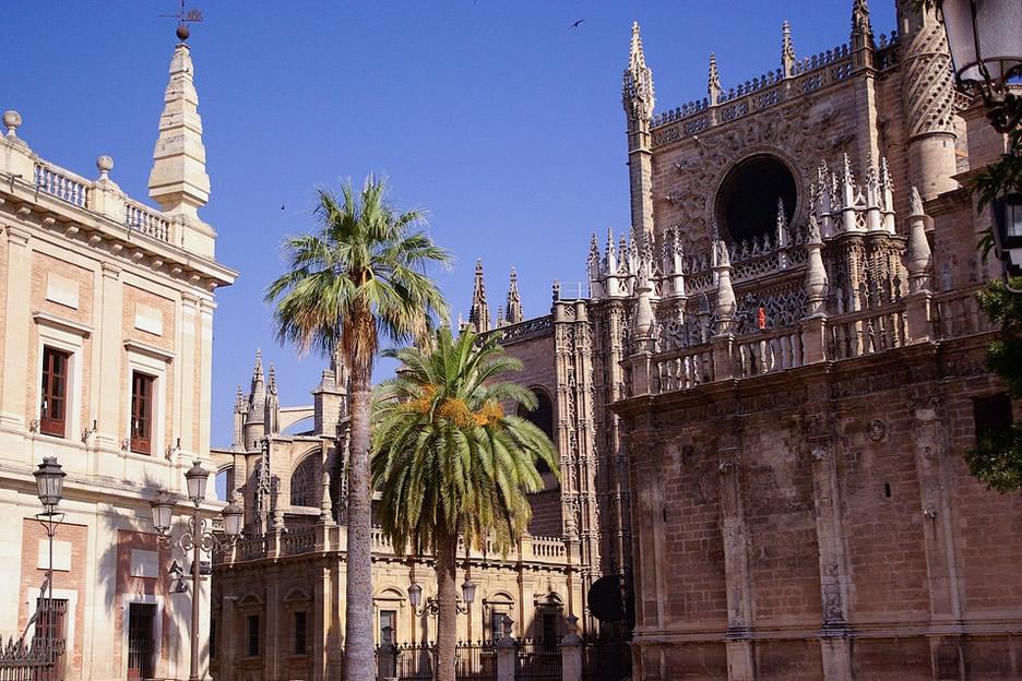 Besuchen Sie die Kathedrale von Sevilla