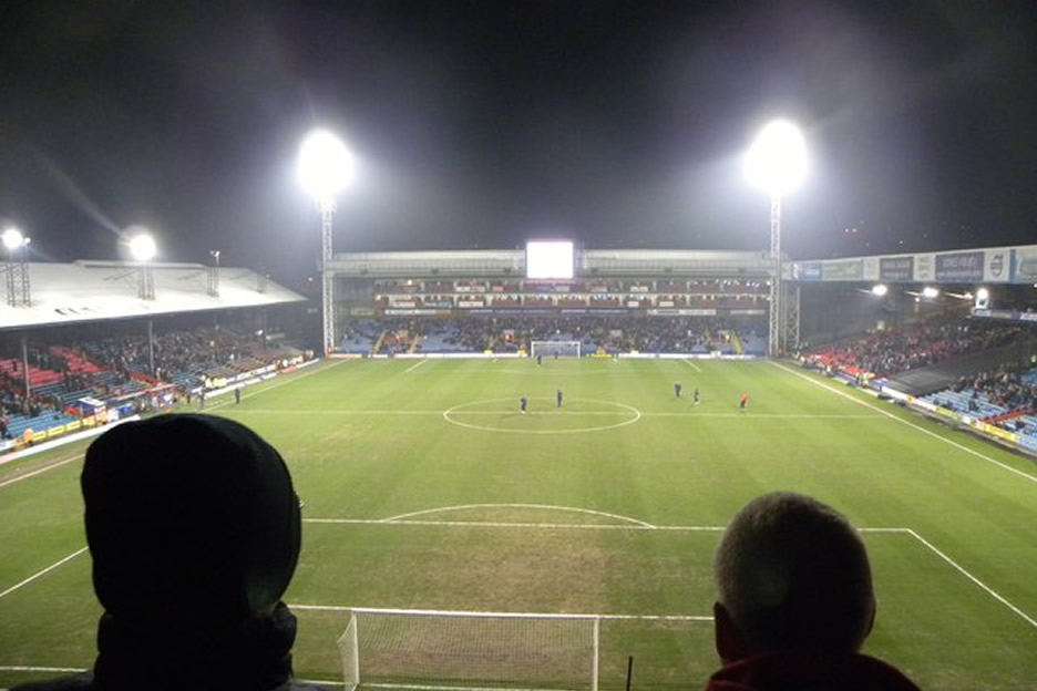 Visit the Selhurst Park Stadium