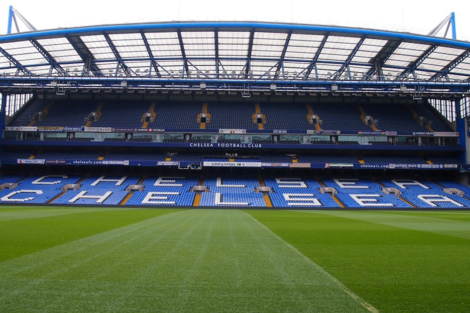 Visita el estadio Stamford Bridge