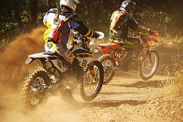 Motocross y enduro