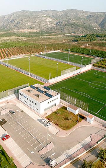 Ciudad deportiva Facsa